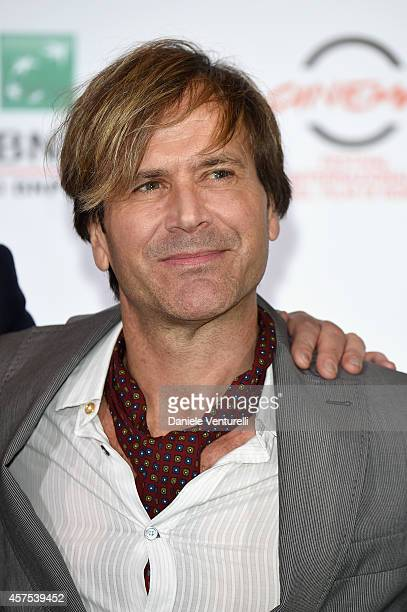 Steve Norman attends 'Soul Boys of the Western World' Photocall during the 9th Rome Film Festival at Auditorium Parco Della Musica on October 20 2014...