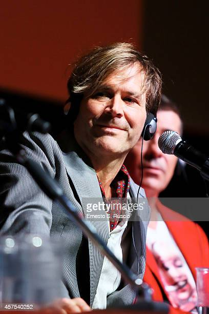 Steve Norman attends the 'Soul Boys of the Western World' Press Conference during the 9th Rome Film Festival on October 20 2014 in Rome Italy
