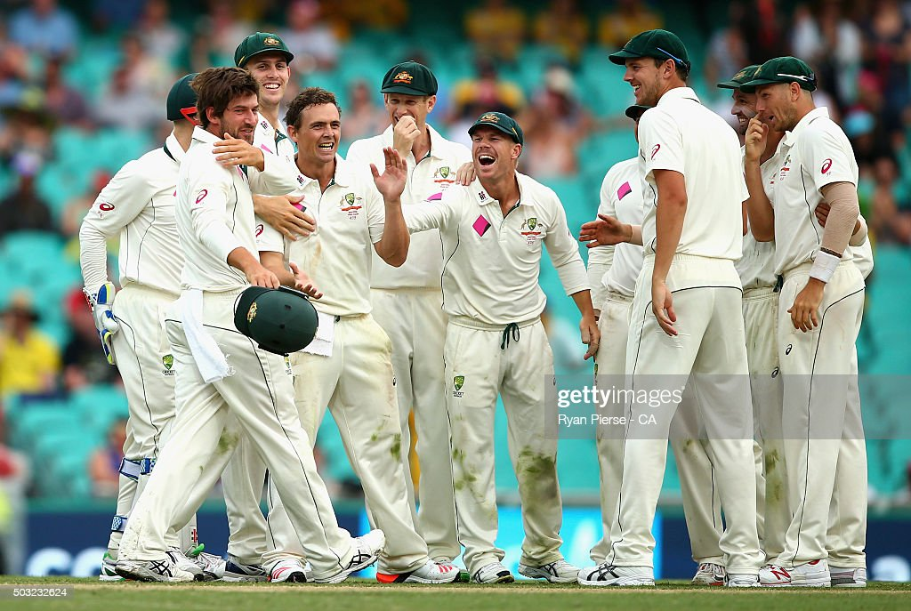 Australia v West Indies - 3rd Test: Day 1 : ニュース写真