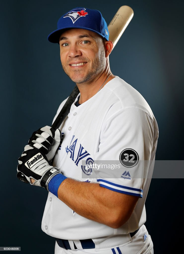 Toronto Blue Jays Photo Day : News Photo