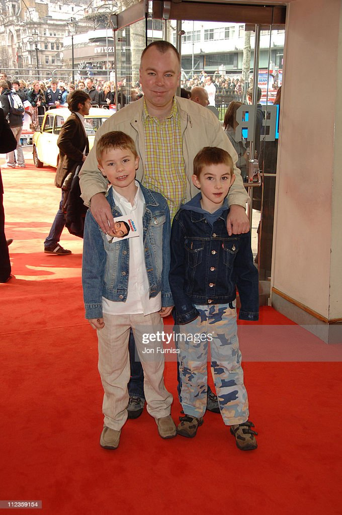 """""""Mr. Bean's Holiday"""" London Charity Premiere -  Inside Arrivals"""