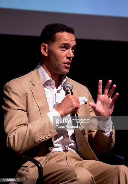 Steve Pemberton attends the CNN and the Steve and Marjorie Harvey Foundation host This is Life with Lisa Ling Fatherless Towns screenings and...
