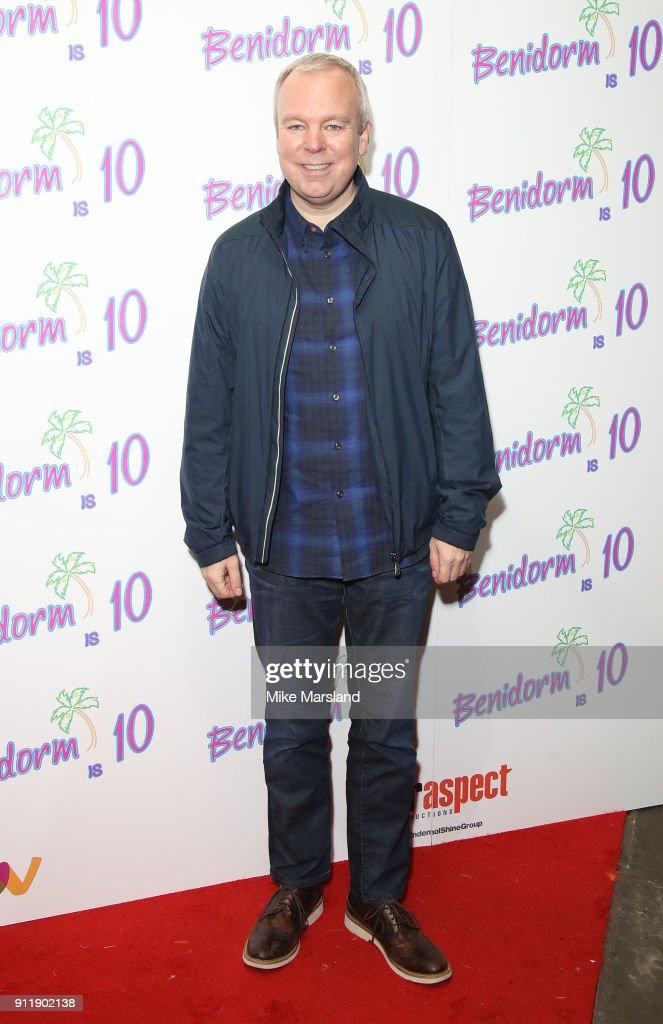 Benidorm Is 10 Photocall