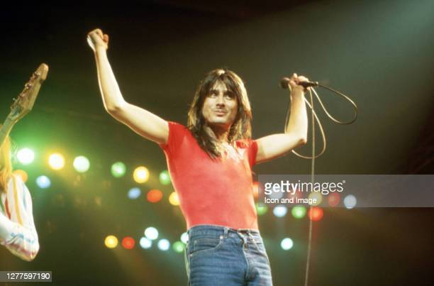 Steve Perry, the American singer and songwriter best known as the lead signer for the American rock band Journey during their most successful...