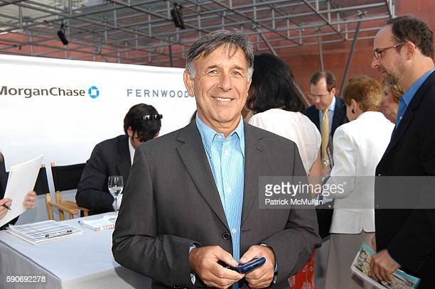 Steve Poe attends Basquiat Exhibition Preview at MOCA on July 15 2005 in Los Angeles CA
