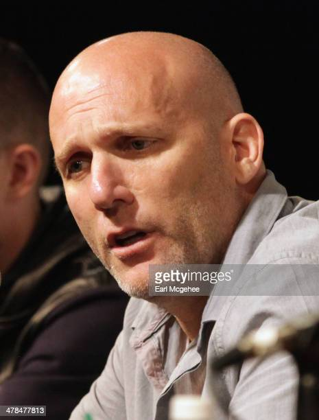 Steve Rifkind speaks onstage at 'YouTube New Breeding Ground for Music's Future' during the 2014 SXSW Music Film Interactive at Austin Convention...