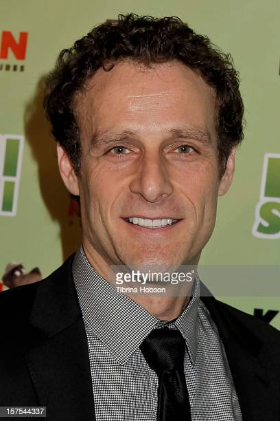 Steve Rizzo attends the Delhi Safari Los Angeles premiere at Pacific Theatre at The Grove on December 3 2012 in Los Angeles California