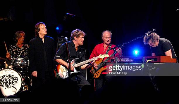 Steve Rodford Colin Blunstone Keith Airey Jim Rodford and Rod Argent of The Zombies