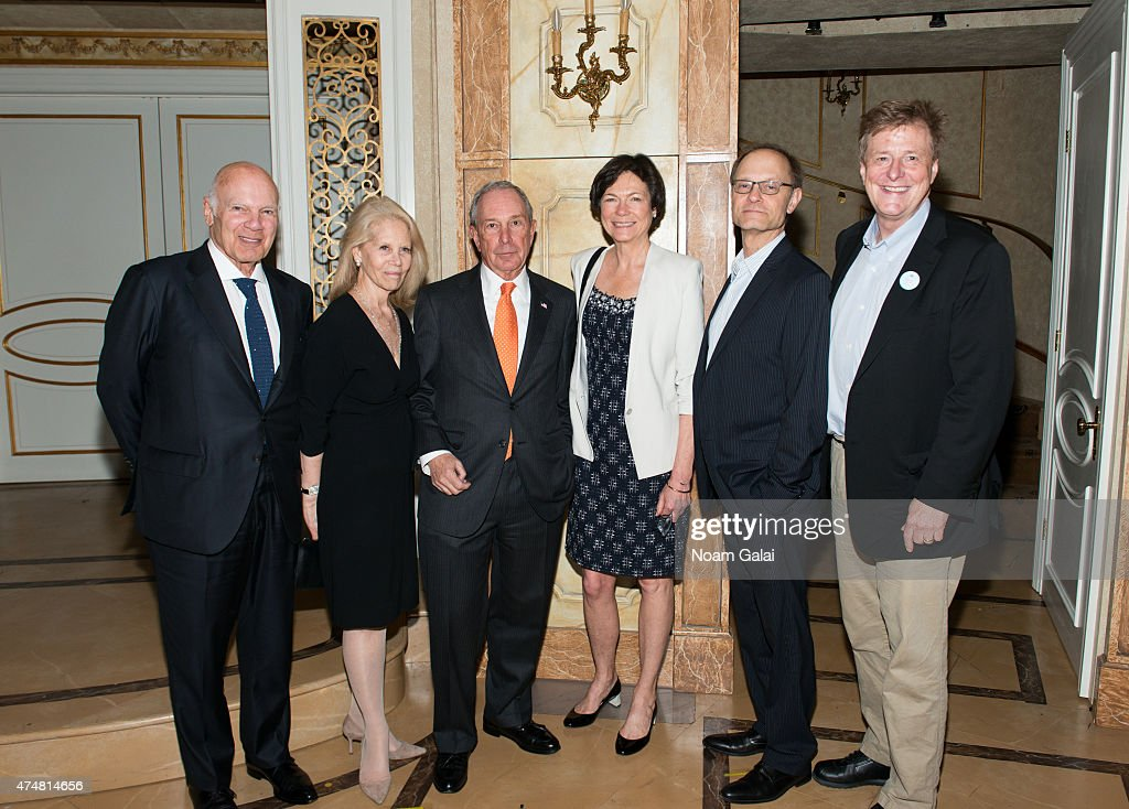 """Michael Bloomberg Attends Broadway's """"It Shoulda Been You"""" : News Photo"""