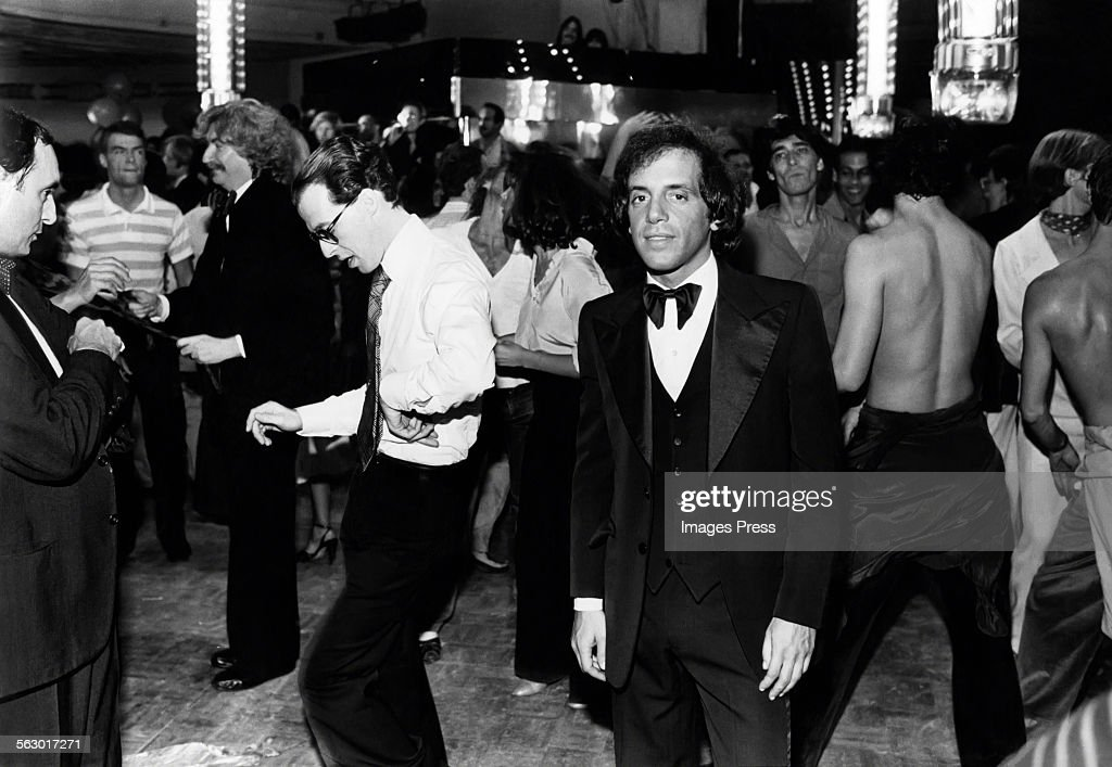 Steve Rubell at Studio 54... : News Photo
