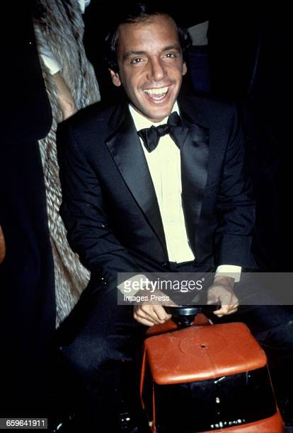 Steve Rubell circa 1977 in New York City