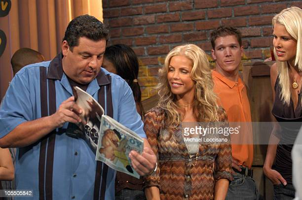 Steve Schirripa and Jessica Canseco *Exclusive Coverage*