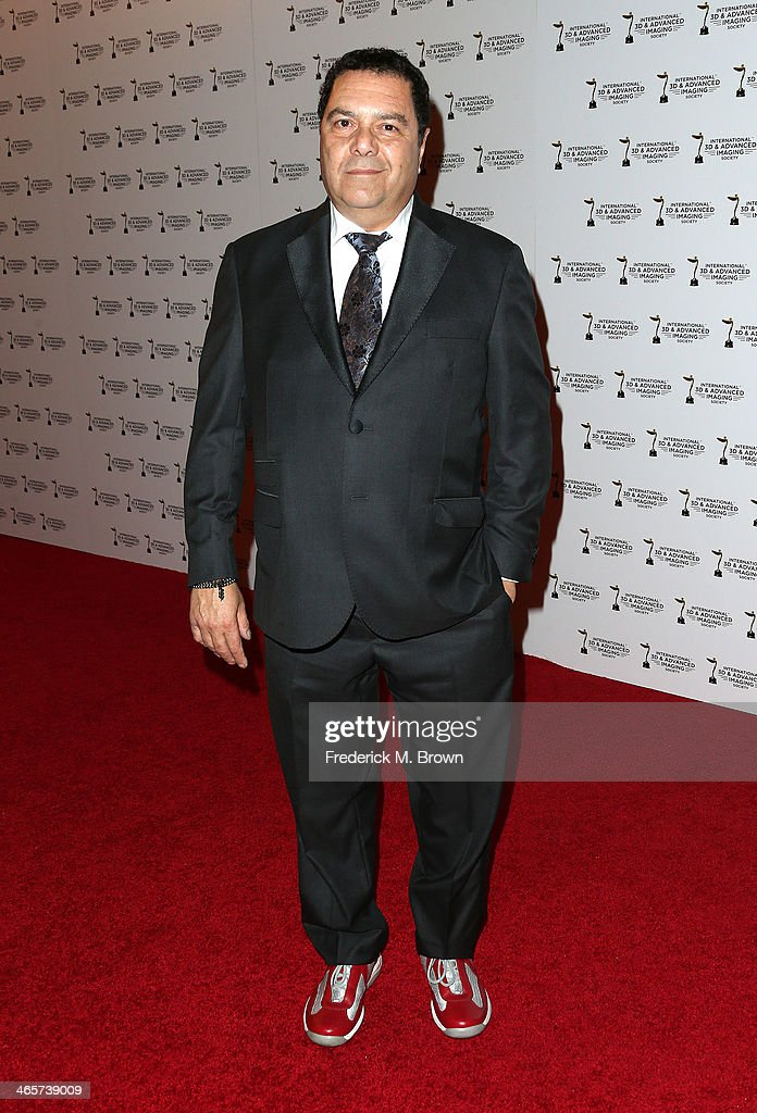 Steve Schklair attends the 2014 International 3D and Advanced Imaging Society's Creative Arts Awards at the Steven J. Ross Theatre, Warner Bros. Studios on January 28, 2014 in Burbank, California.