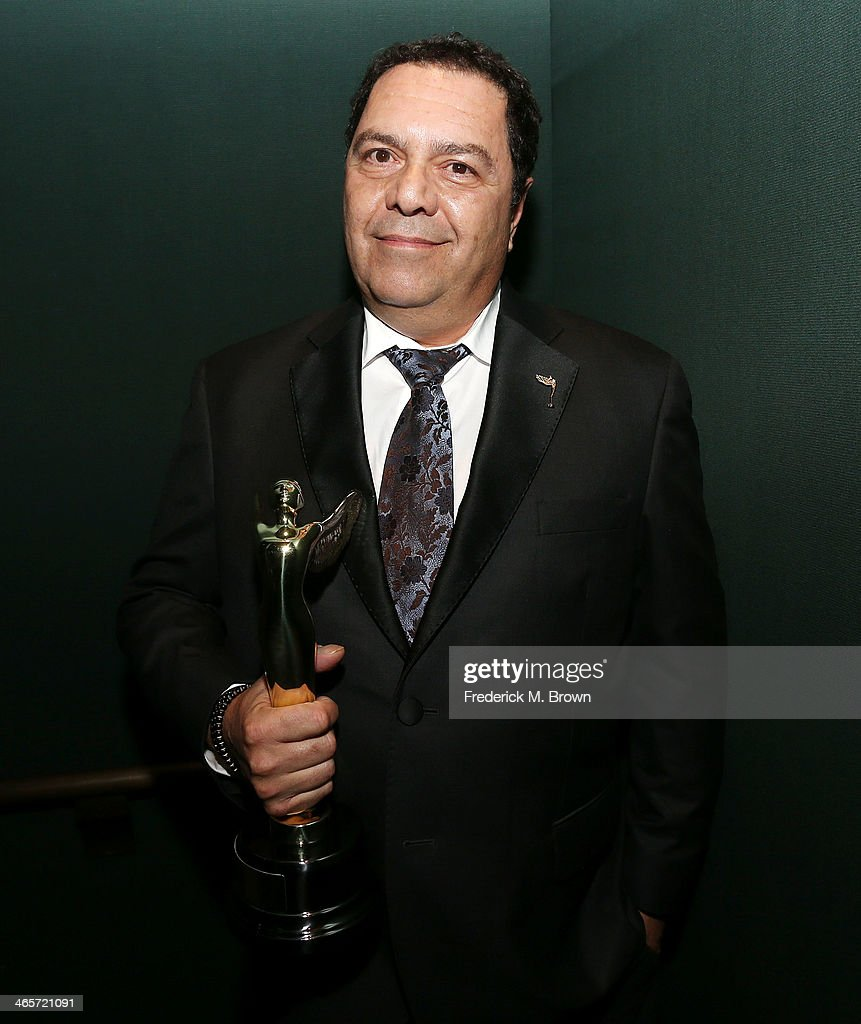 Steve Schklair is being honored during the 2014 International 3D and Advanced Imaging Society's Creative Arts Awards at the Steven J. Ross Theatre, Warner Bros. Studios on January 28, 2014 in Burbank, California.