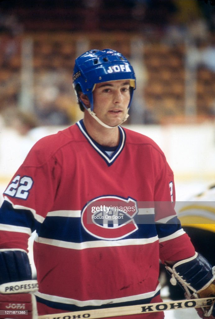 Montreal Canadiens v Boston Bruins : News Photo