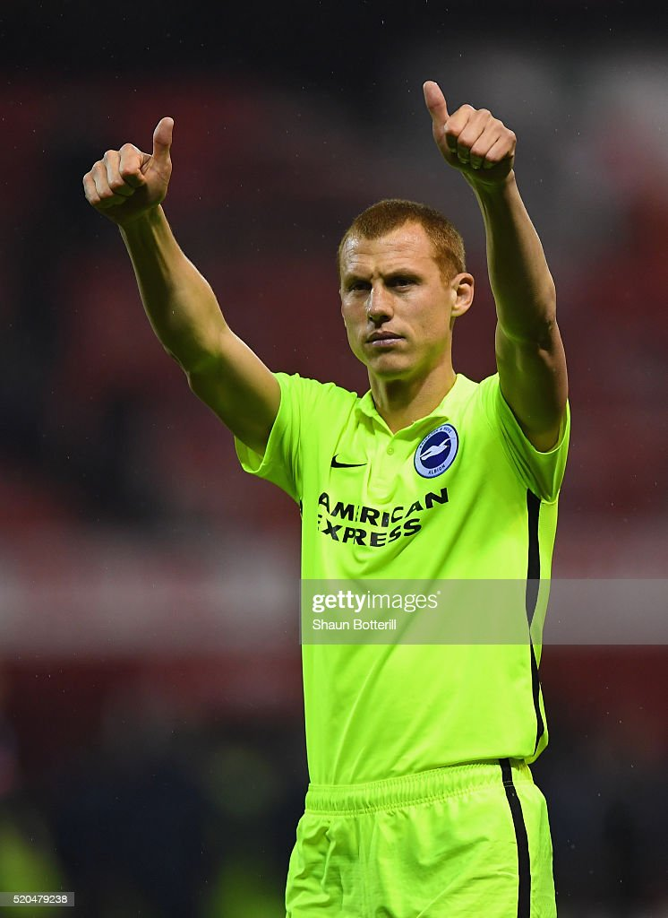 Nottingham Forest v Brighton and Hove Albion - Sky Bet Championship : News Photo
