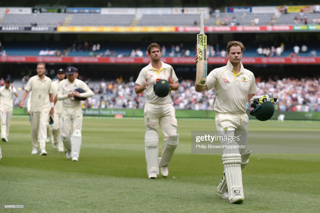 Australia v England - Fourth Test: Day 5 : ニュース写真