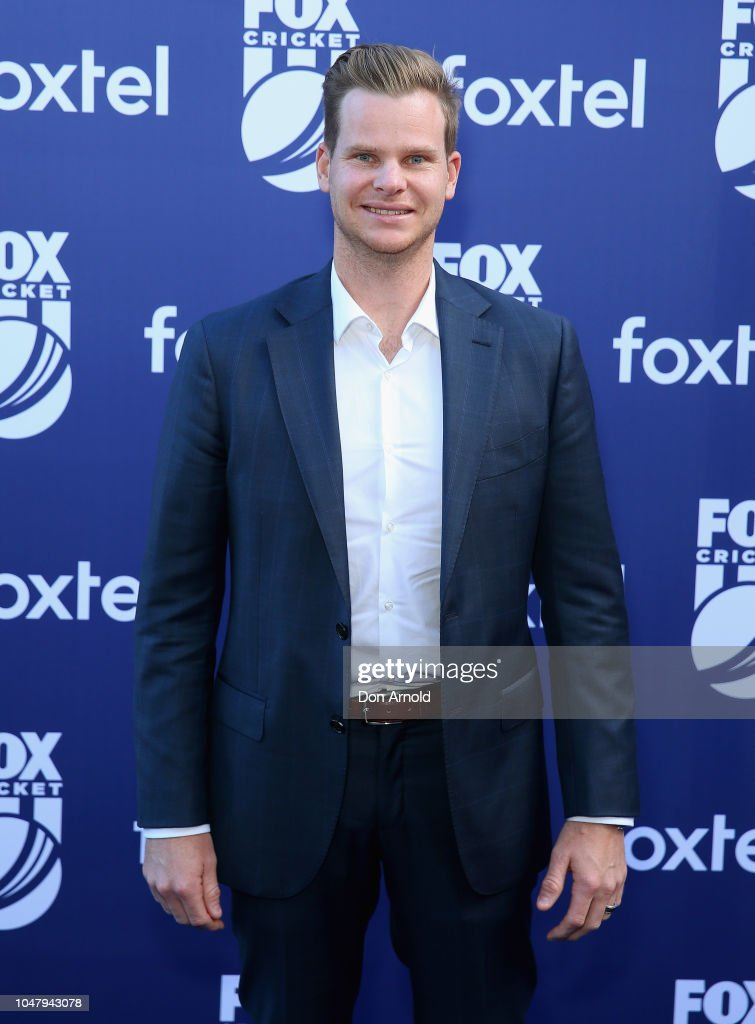 Fox Cricket Launch - Arrivals : News Photo
