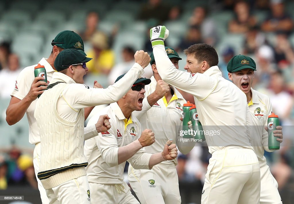 Australia v England - Second Test: Day 4