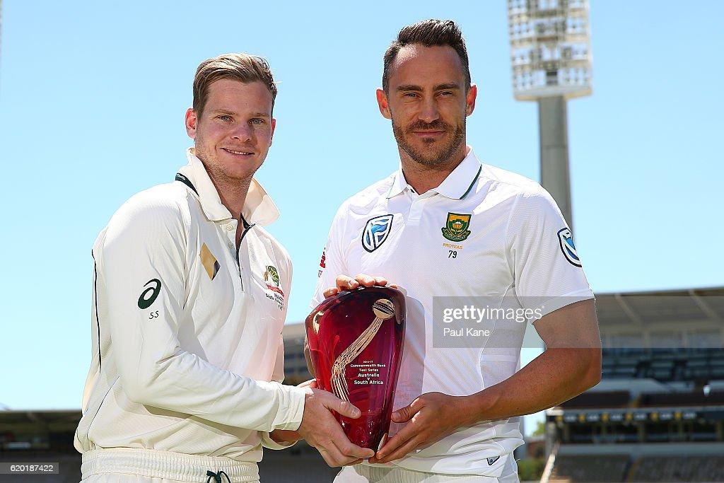 Australia Test Nets Session