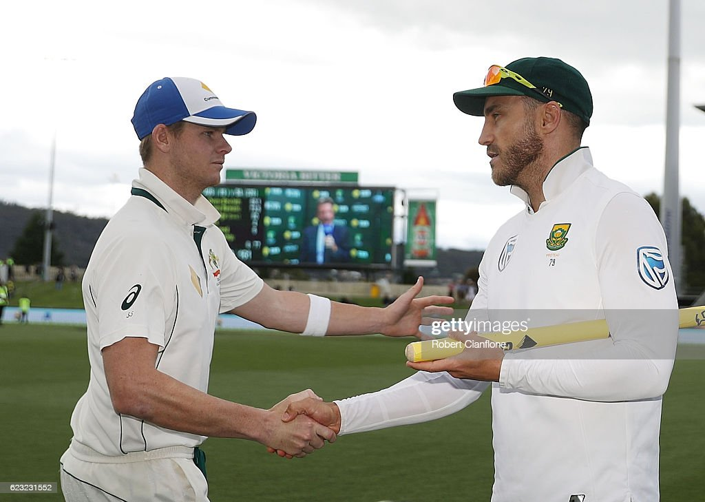 Australia v South Africa - 2nd Test: Day 4