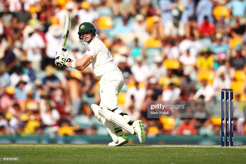Australia v England - First Test: Day 3 : News Photo