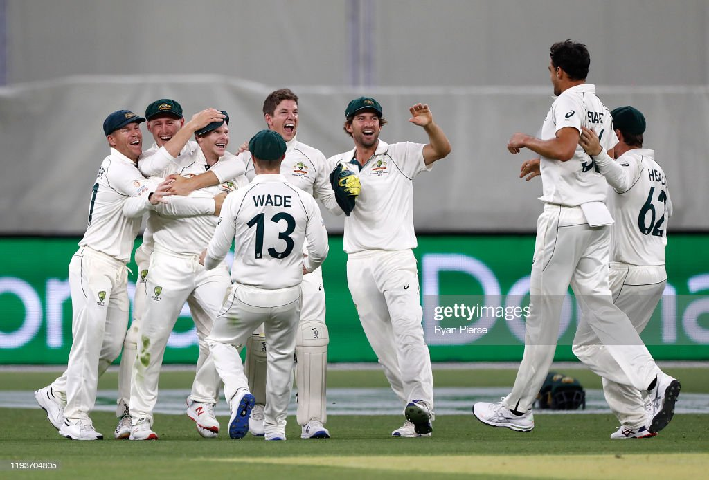 Australia v New Zealand - 1st Test: Day 2 : News Photo