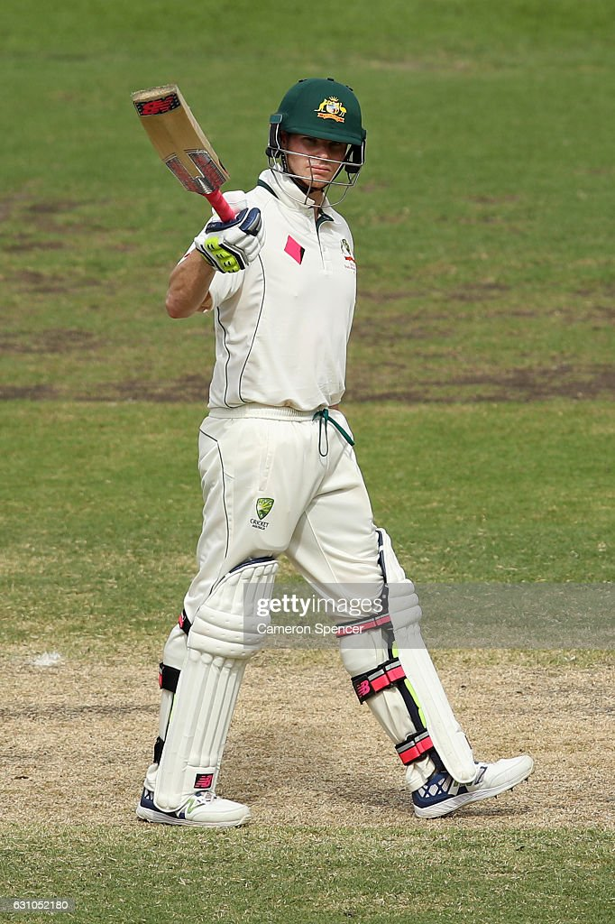 Australia v Pakistan - 3rd Test: Day 4