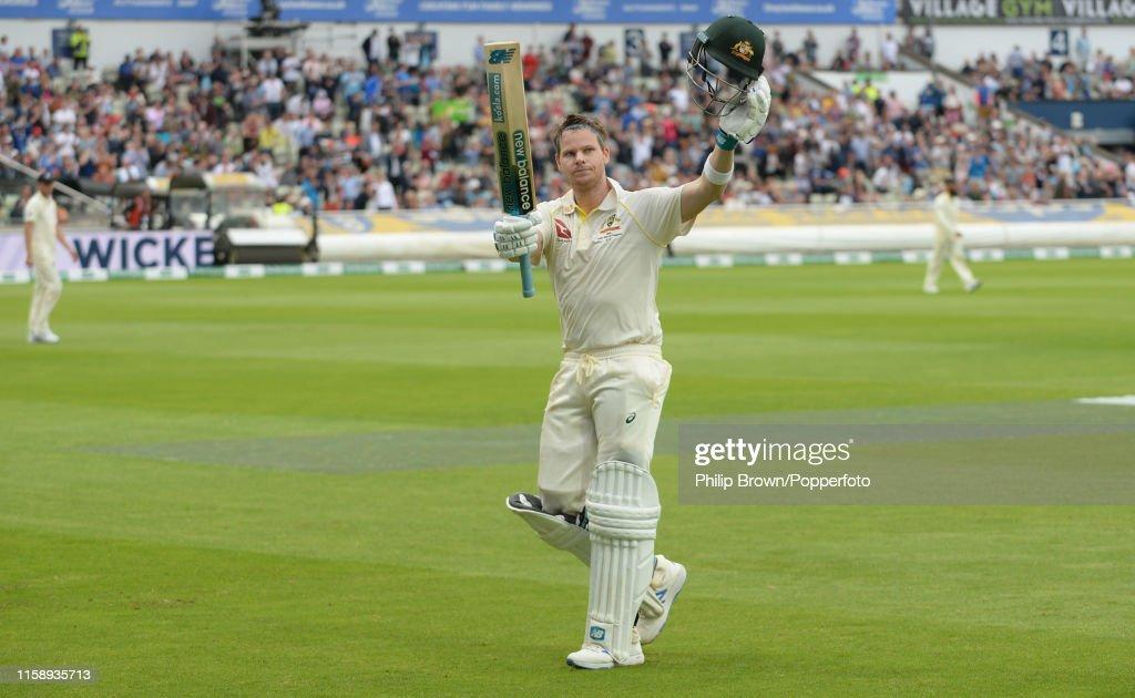 England v Australia - 1st Specsavers Ashes Test: Day One : News Photo