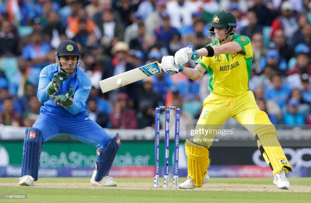 India v Australia - ICC Cricket World Cup 2019 : News Photo