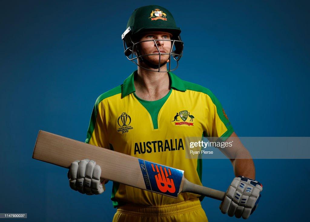 Australian ODI World Cup Portrait Session : News Photo