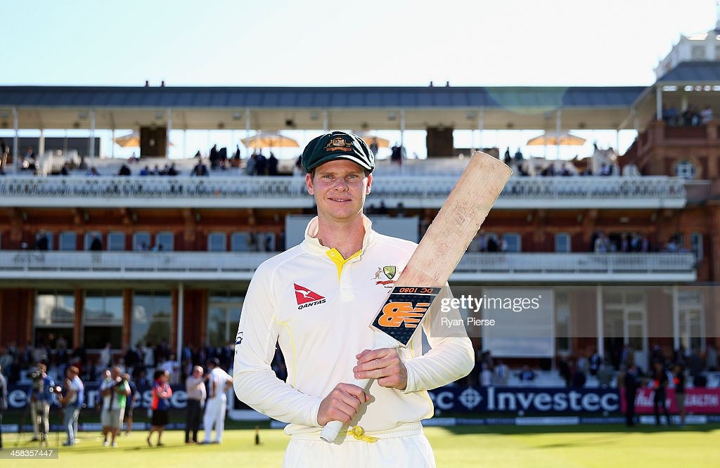England v Australia: 2nd Investec Ashes Test - Day Four : News Photo
