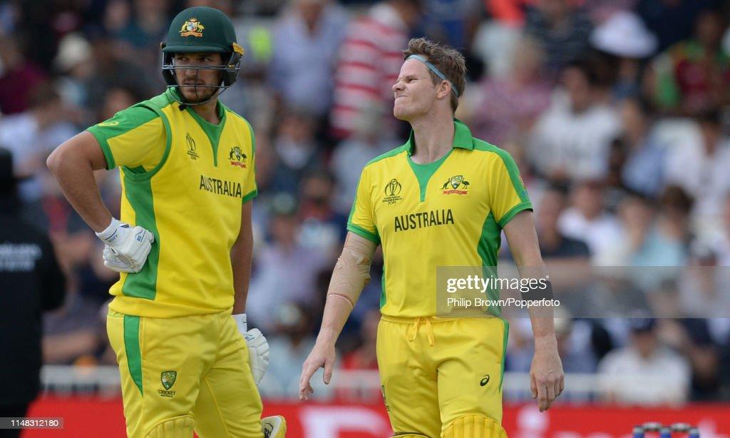 Australia v West Indies - ICC Cricket World Cup 2019 : News Photo