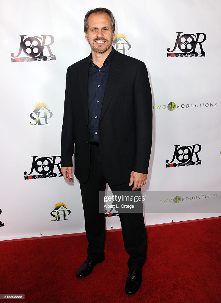 Steve Stone arrives for the Premiere Of J&R Productions' 'Halloweed' held at TCL Chinese 6 Theatres on March 15, 2016 in Hollywood, California.