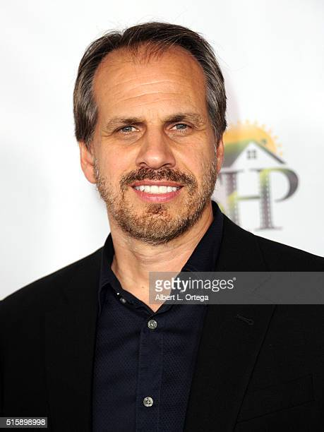 Steve Stone arrives for the Premiere Of JR Productions' Halloweed held at TCL Chinese 6 Theatres on March 15 2016 in Hollywood California