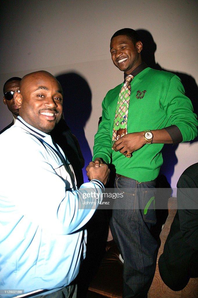 "Sean ""P. Diddy"" Combs Hosts Bad Boy & Warner Bros. Music Partnership Party"
