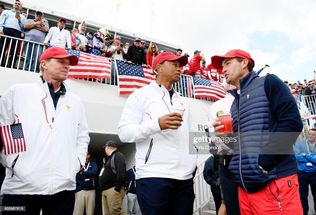 Presidents Cup - Round Three : News Photo