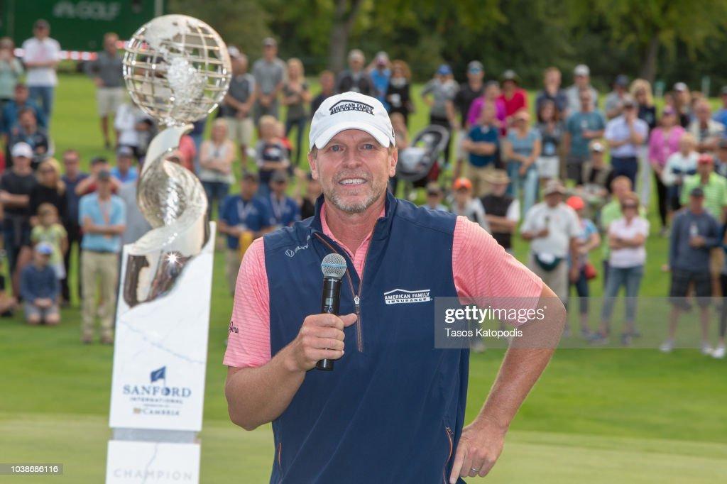 Sanford International - Final Round : News Photo
