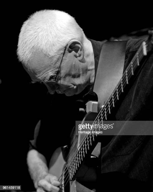 Steve Swallow Gary Burton Quartet Barbican July 2008