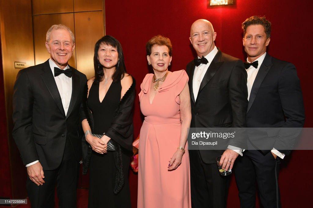 Lincoln Center's 60th Anniversary Diamond Jubilee Gala : Fotografia de notícias