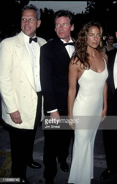 Steve Tisch Calvin Klein and Kelly Klein during 7th Annual APLA Fashion Industry Benefit Honors Calvin Klein at Hollywood Bowl in Hollywood...