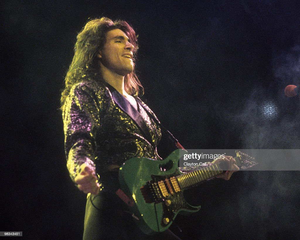 Worlds Best Steve Vai Stock Pictures Photos And Images