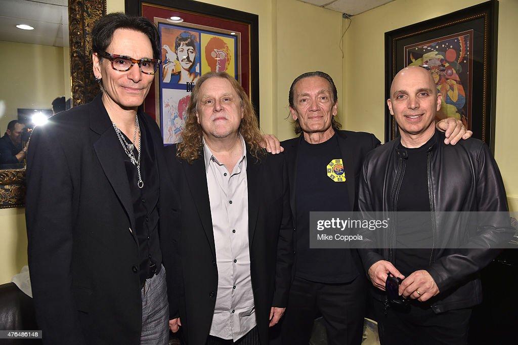 Les Paul 100th Anniversary Celebration - Backstage