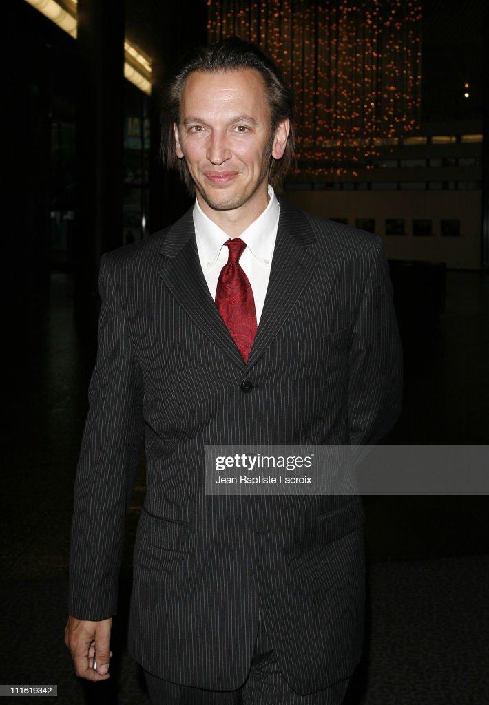Steve Valentine Arrives At The Special Screening Of U0027Love Nu0027 Dancingu0027 Held  At