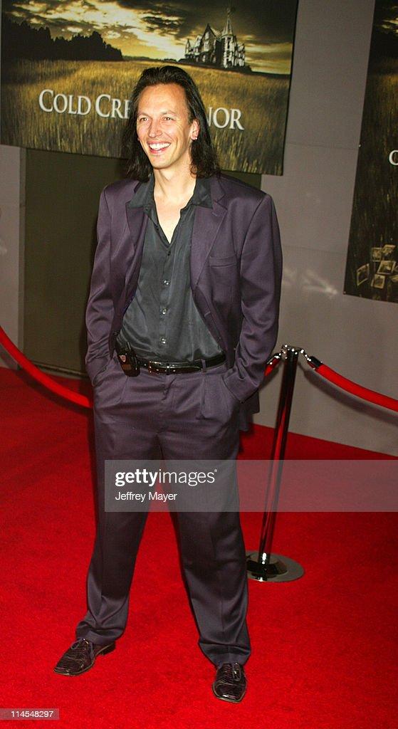 Steve Valentine During U0027Cold Creek Manoru0027 Premiere At El Capitan Theatre In  Hollywood California