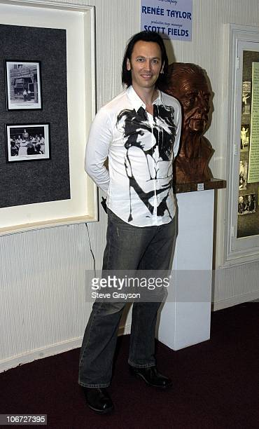 Steve Valentine during Renee Taylor's OneWoman Stage Portrait An Evening With Golda Meir Premiere Engagement at The Canon Theater in Beverly Hills...