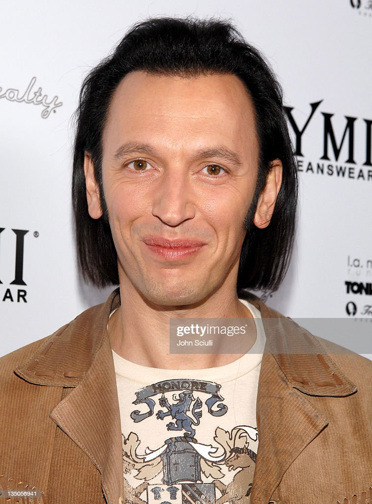Steve Valentine During YMI Jeans Fashion Show And Party In Los Angeles,  California, United