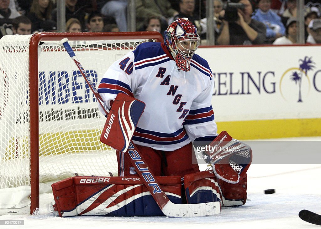 New York Rangers v Pittsburgh Penguins : News Photo