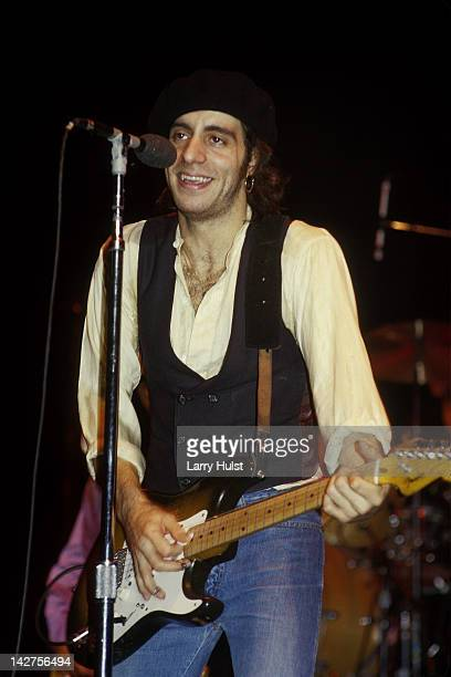 Steve Van Zandt performing with 'Bruce Springsteen and the E Street band' at Winterland Arena in San Francisco California on December 16 1978