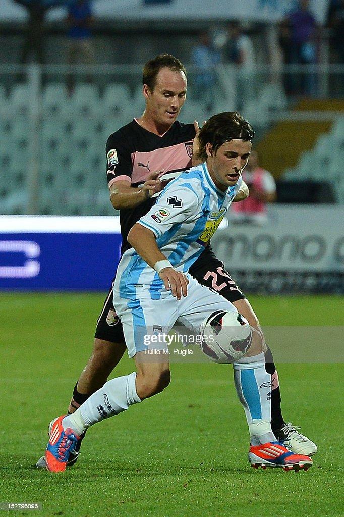 Pescara v US Citta di Palermo - Serie A : News Photo